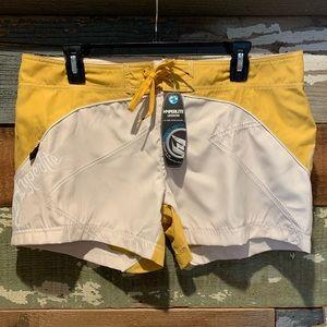 Board shorts by:  Hyperlite Legion